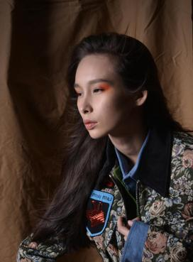 Miu Miu FW16 editorial for Ming Pao Daily