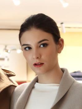 Oriential Daily News x Loro Piana style shoot
