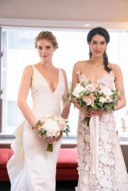 Trinity Bridal x Oscar de la Renta press day