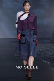 moiselle FW16 fashion show