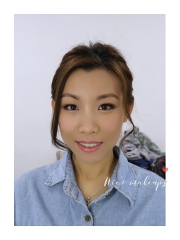 Private makeup for Cmei Lee