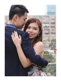Hayley & Darey | 20180128 | HK banquet