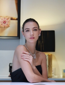 Editorial for Piaget x Oriental Daily