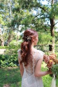 Vanessa & Desmond | outdoor shoot by Janet of Sophia Kwan Weddings