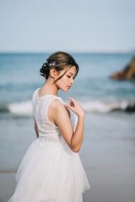 bridal portrait for Ida | Tammy Shun Photography