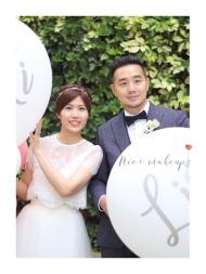 Lisa & Ki | 20181014 | HK banquet