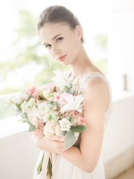 Inna   bridal solo & boudoir by Angel Cheung Photography