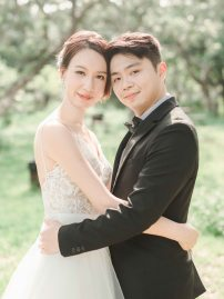 Katherine & Tony | outdoor shoot by Angel Cheung Photography